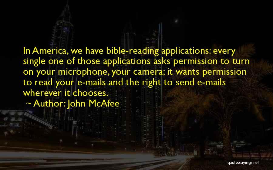 John McAfee Quotes 427790