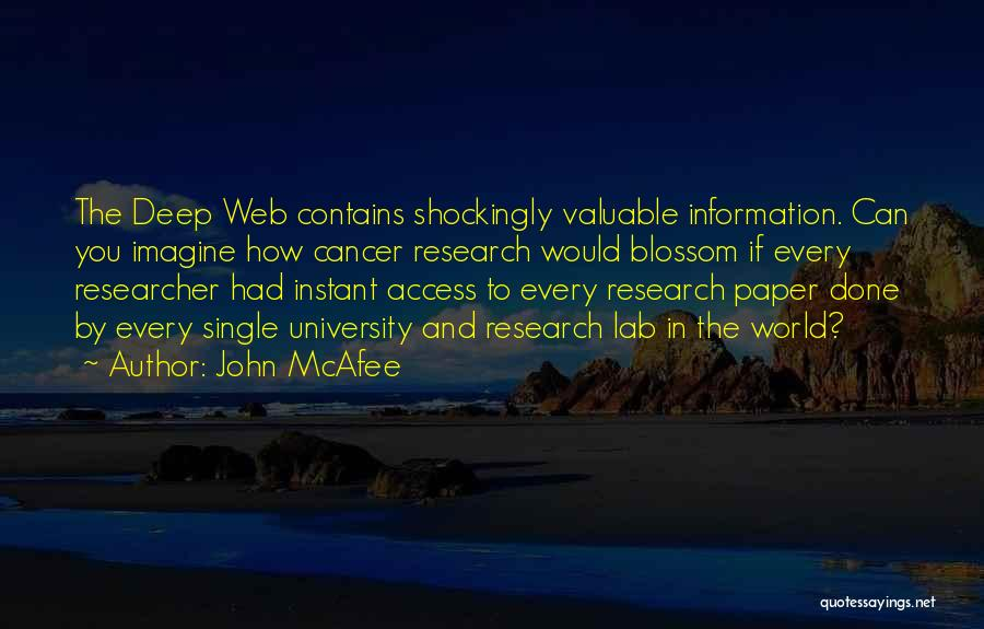 John McAfee Quotes 437790