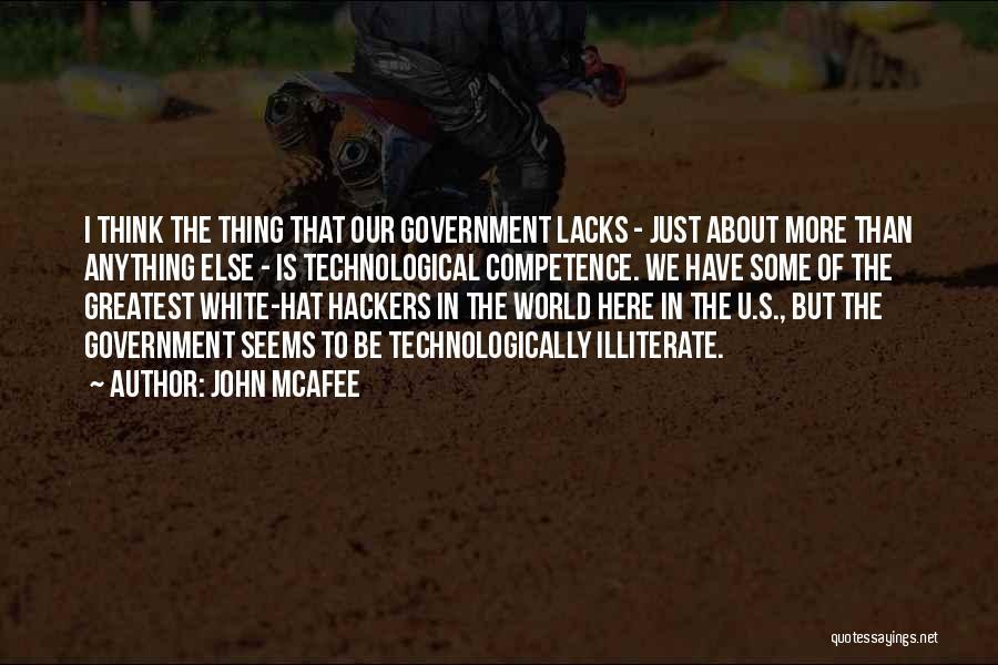 John McAfee Quotes 598753