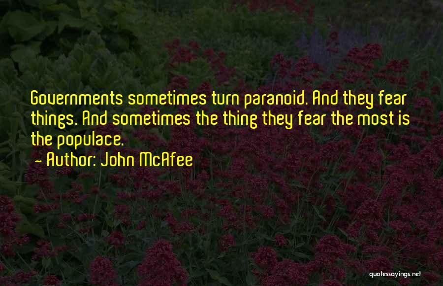 John McAfee Quotes 766822