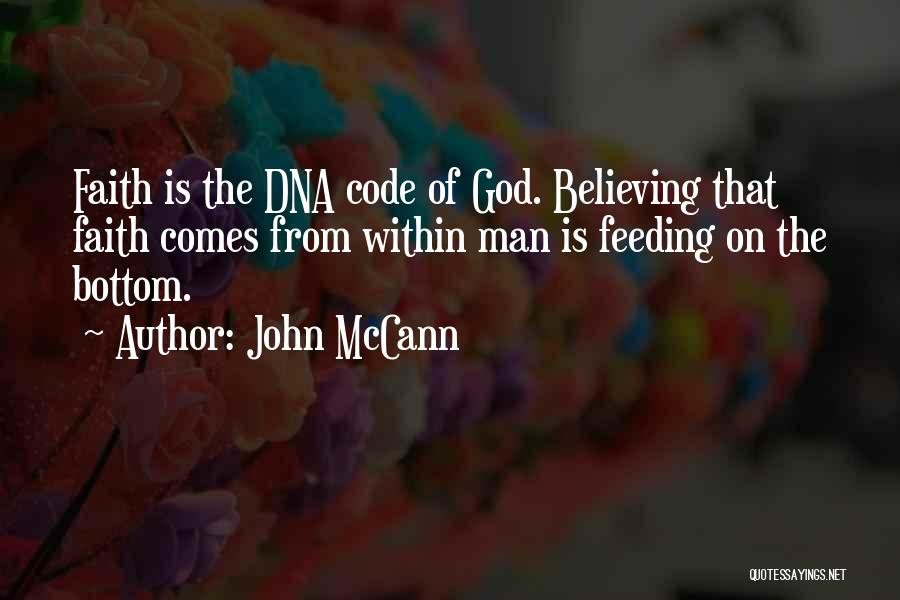 John McCann Quotes 1042763