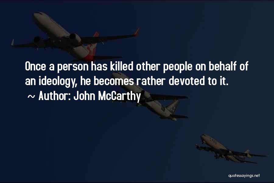 John McCarthy Quotes 1332846