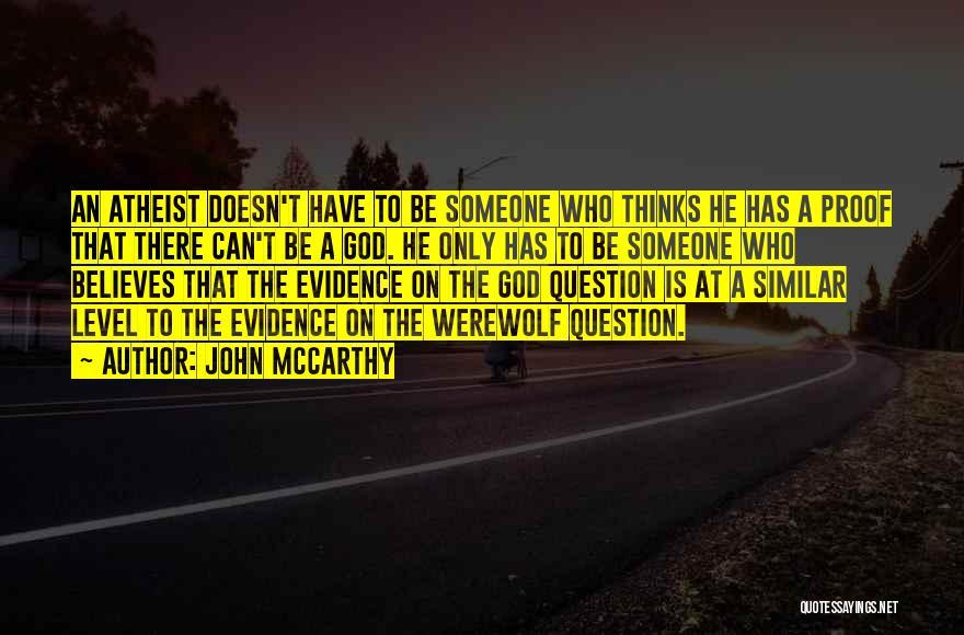 John McCarthy Quotes 1606657