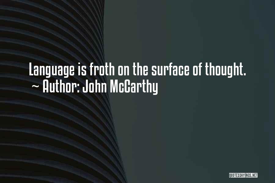 John McCarthy Quotes 1666178