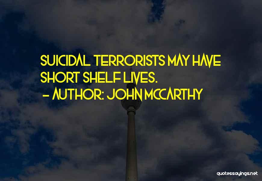 John McCarthy Quotes 312251
