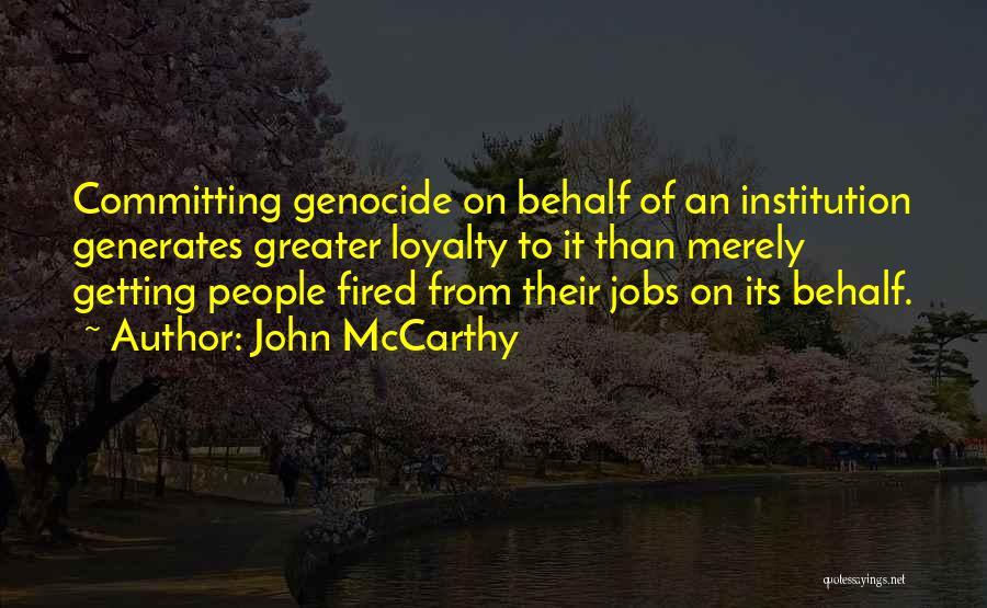John McCarthy Quotes 696227
