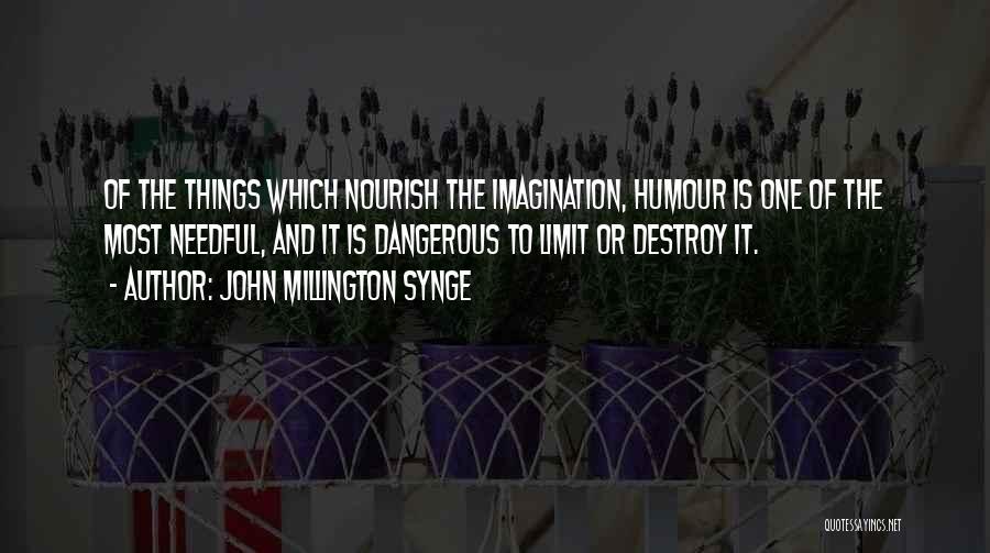 John Millington Synge Quotes 1138044