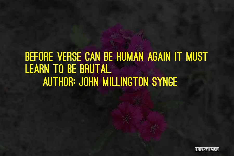 John Millington Synge Quotes 1345227