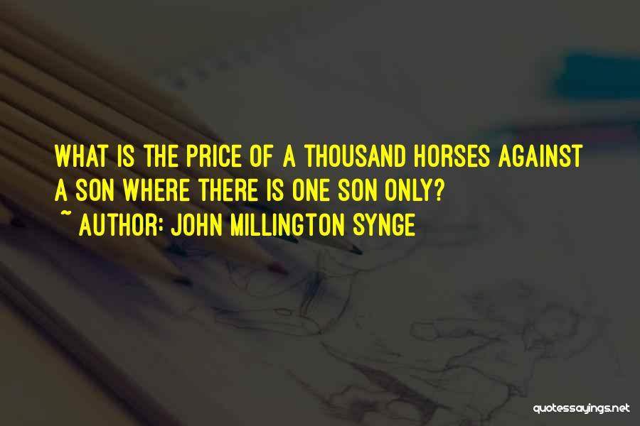 John Millington Synge Quotes 184601