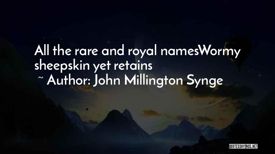 John Millington Synge Quotes 2117432