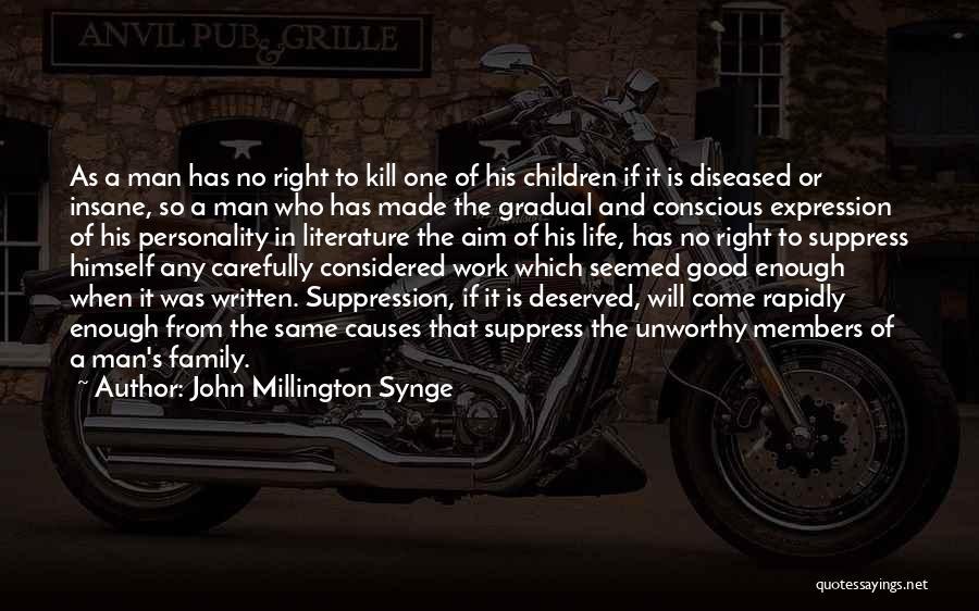 John Millington Synge Quotes 614400