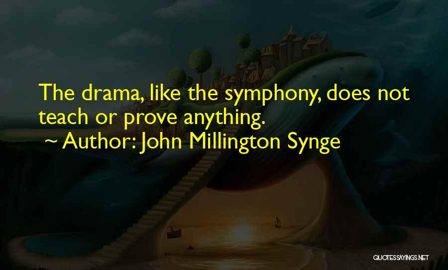 John Millington Synge Quotes 954951