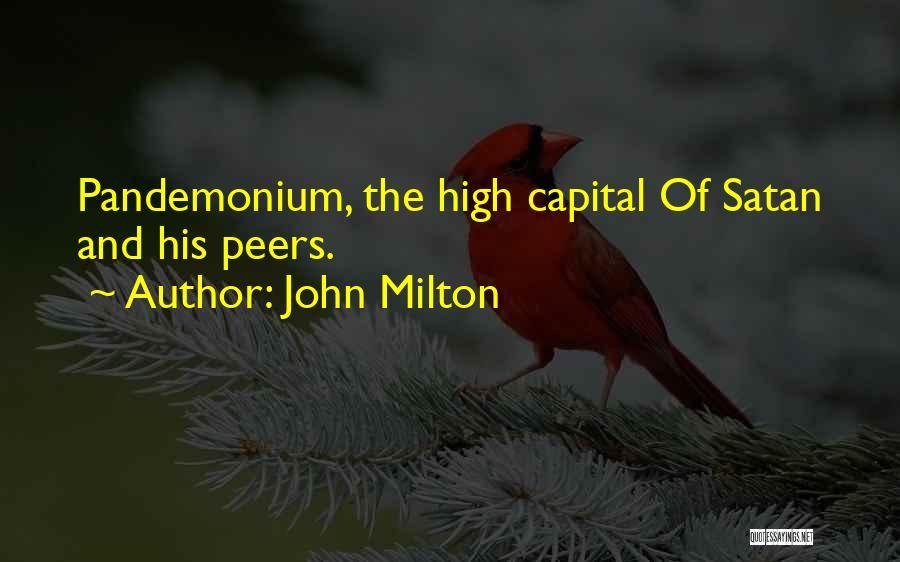 John Milton Quotes 1006352