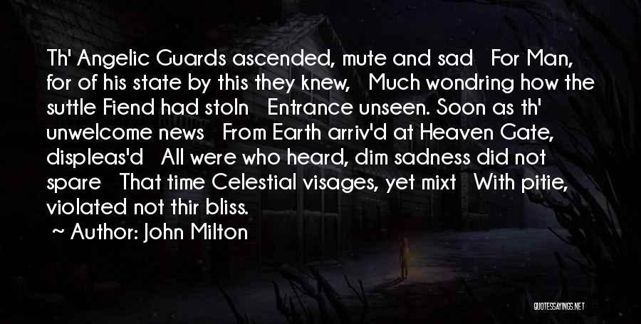 John Milton Quotes 1046287