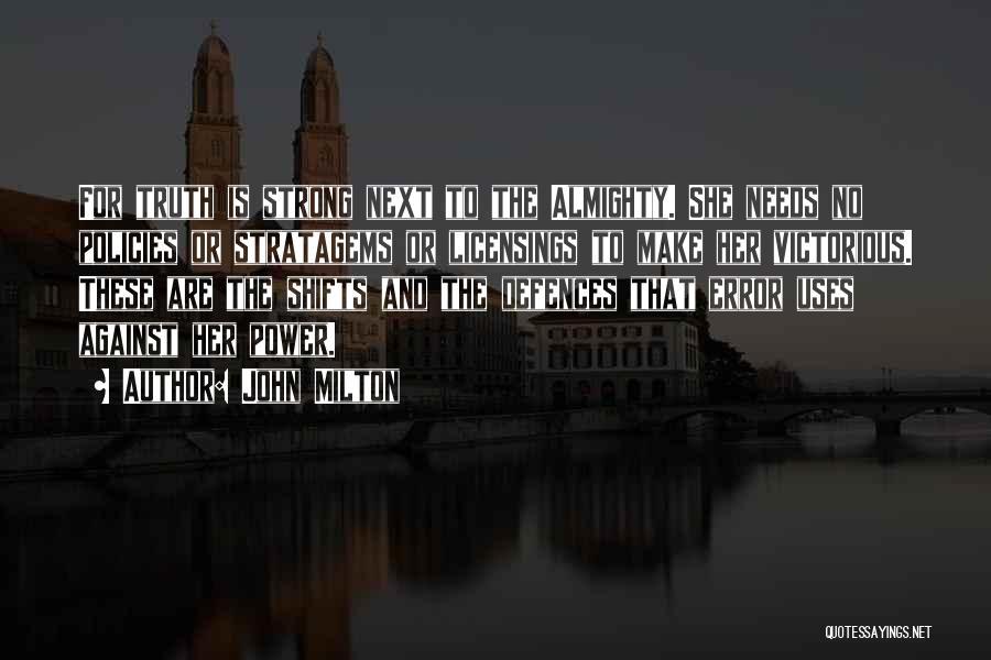 John Milton Quotes 108391