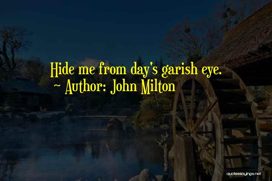 John Milton Quotes 1167128