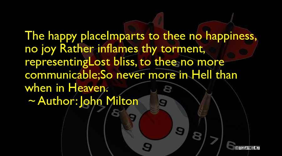 John Milton Quotes 1173806