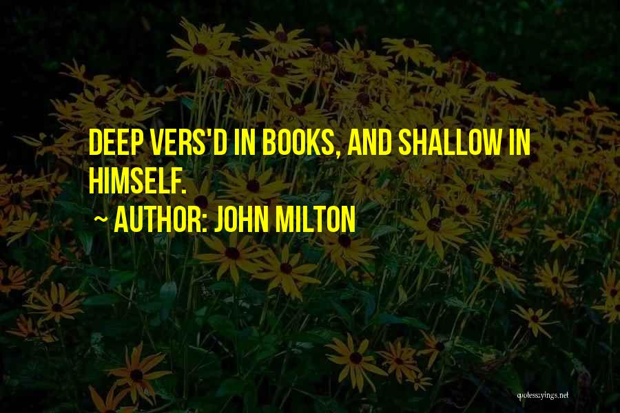 John Milton Quotes 1257388