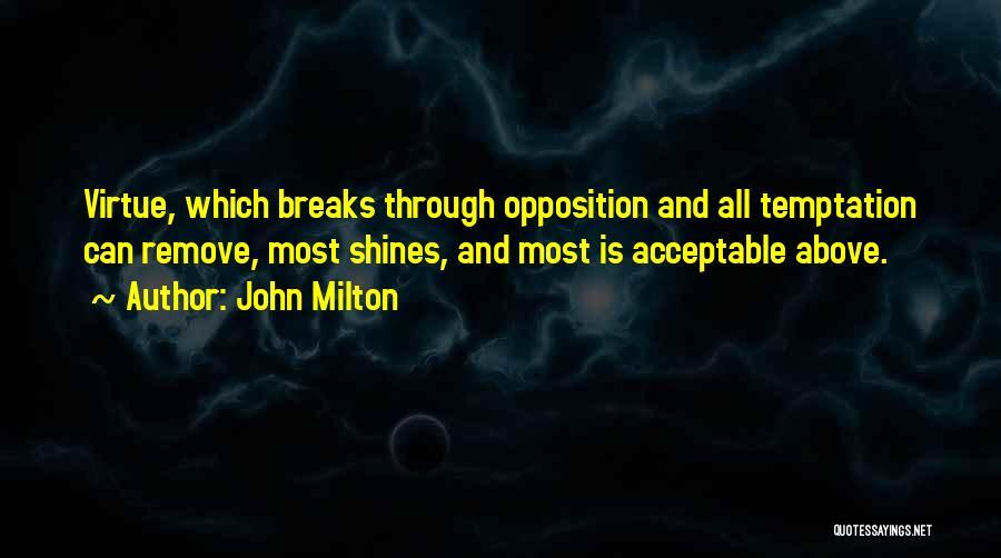 John Milton Quotes 1296986