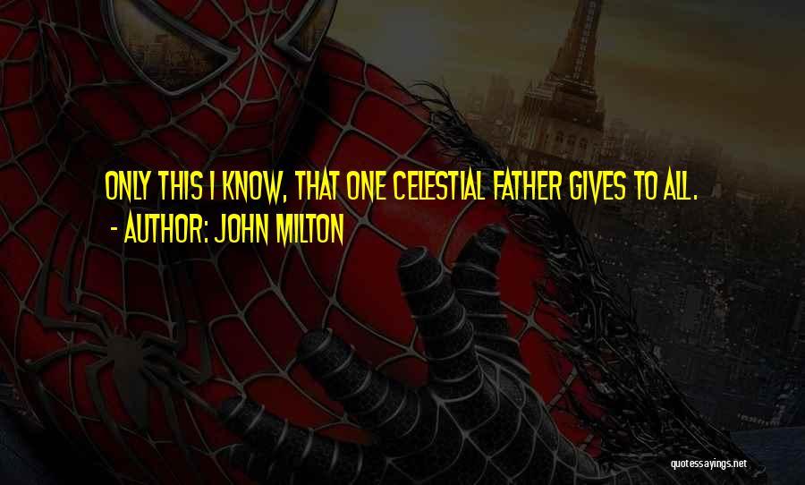 John Milton Quotes 1346718