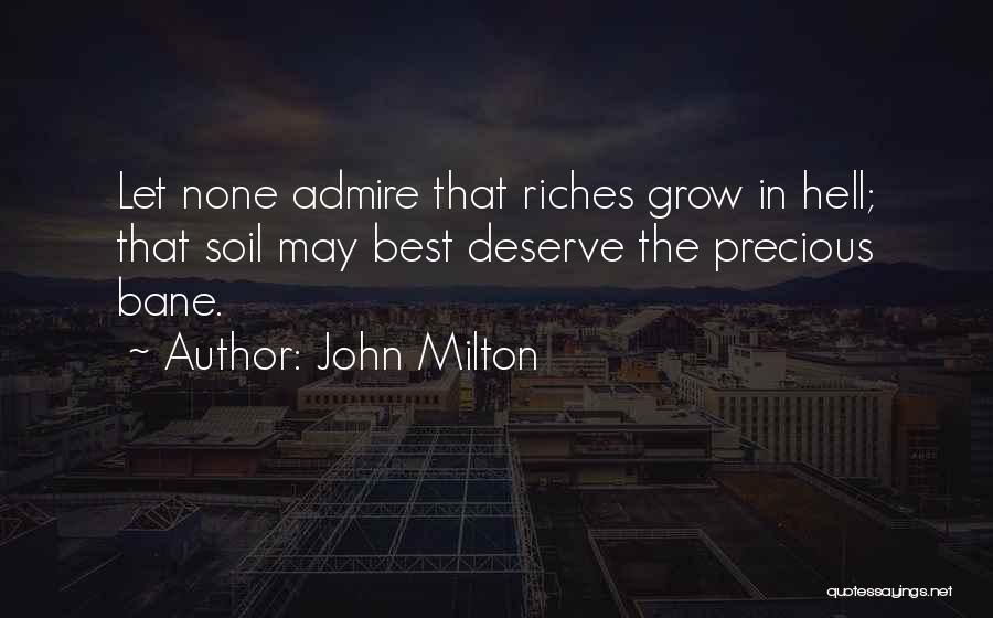 John Milton Quotes 1385887