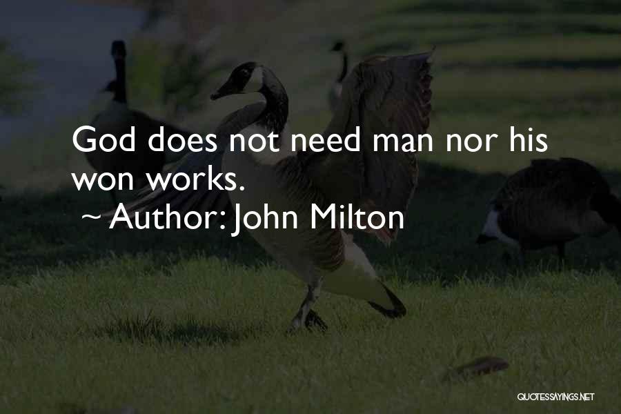 John Milton Quotes 1488775