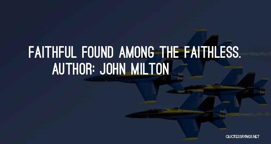 John Milton Quotes 1526451