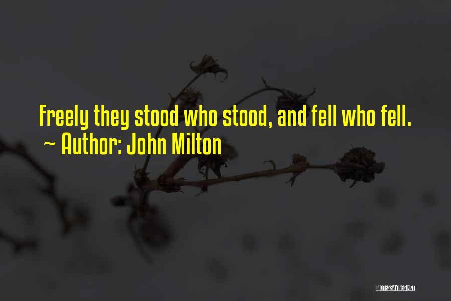 John Milton Quotes 1573658