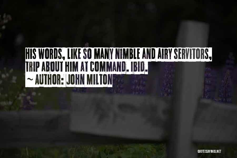 John Milton Quotes 1622421