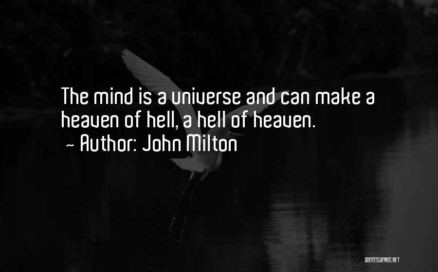 John Milton Quotes 1648679