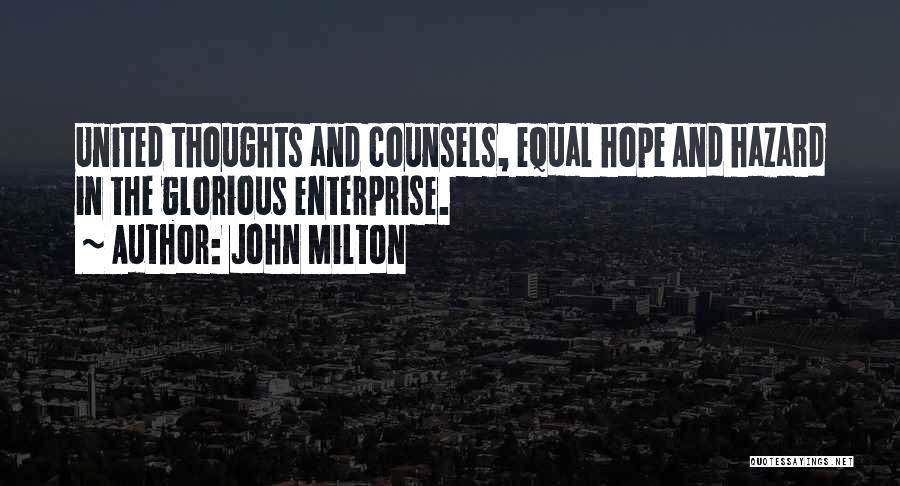 John Milton Quotes 1694085