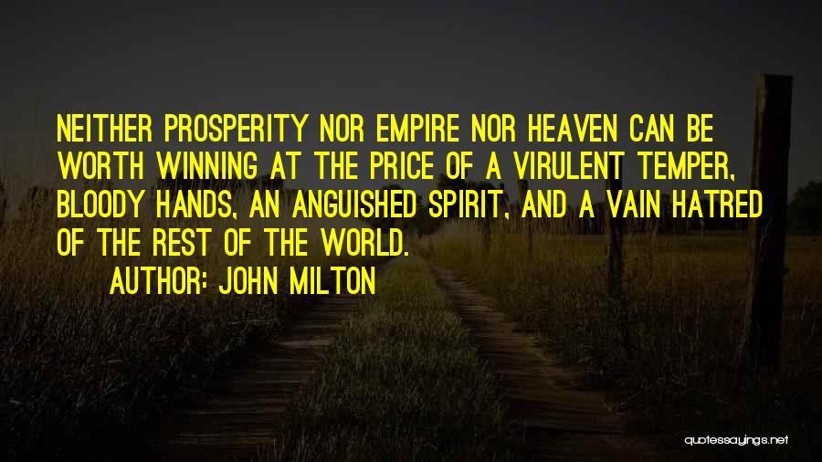 John Milton Quotes 173920