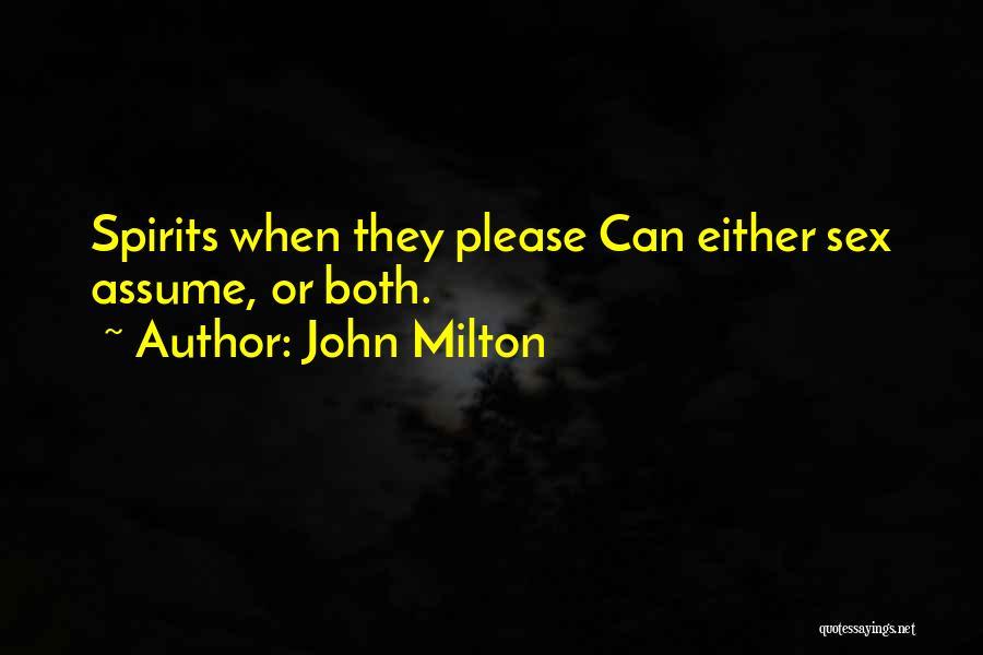 John Milton Quotes 1742858