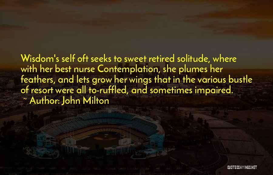 John Milton Quotes 1868872