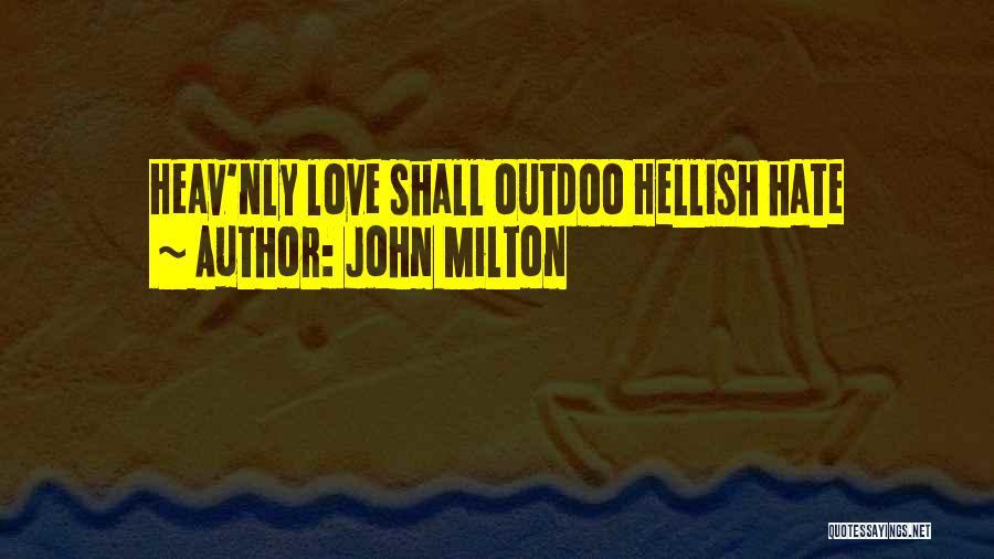 John Milton Quotes 1927672