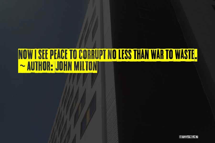 John Milton Quotes 1932760