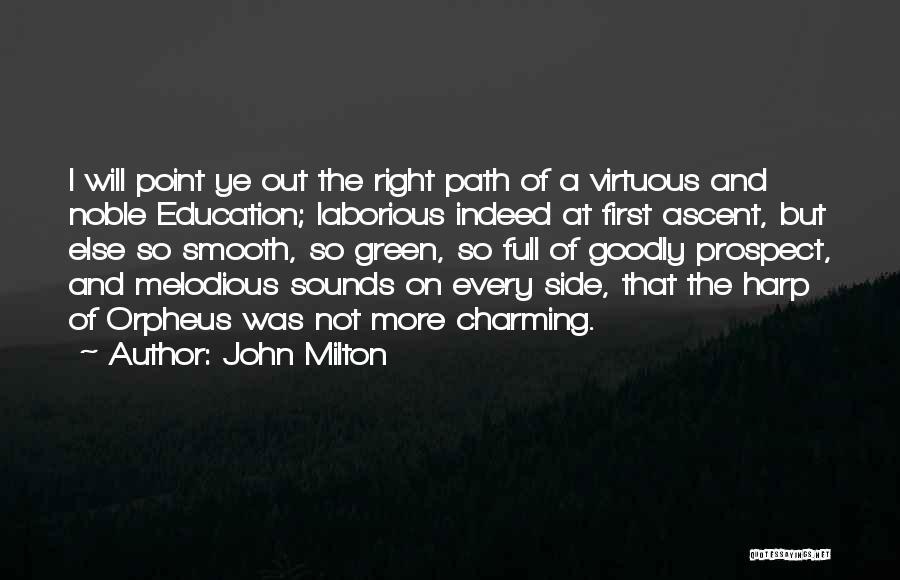 John Milton Quotes 1937867