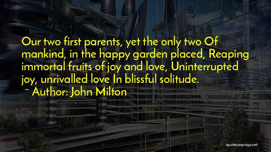 John Milton Quotes 199056