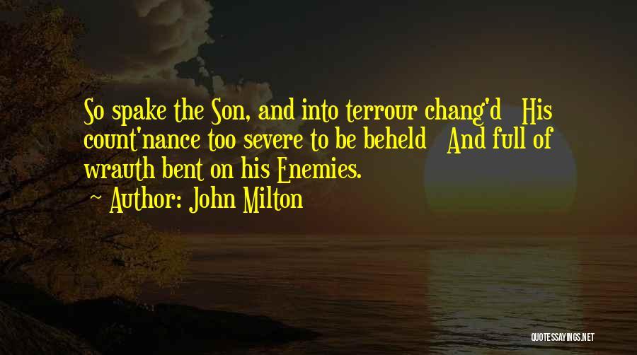 John Milton Quotes 2074908