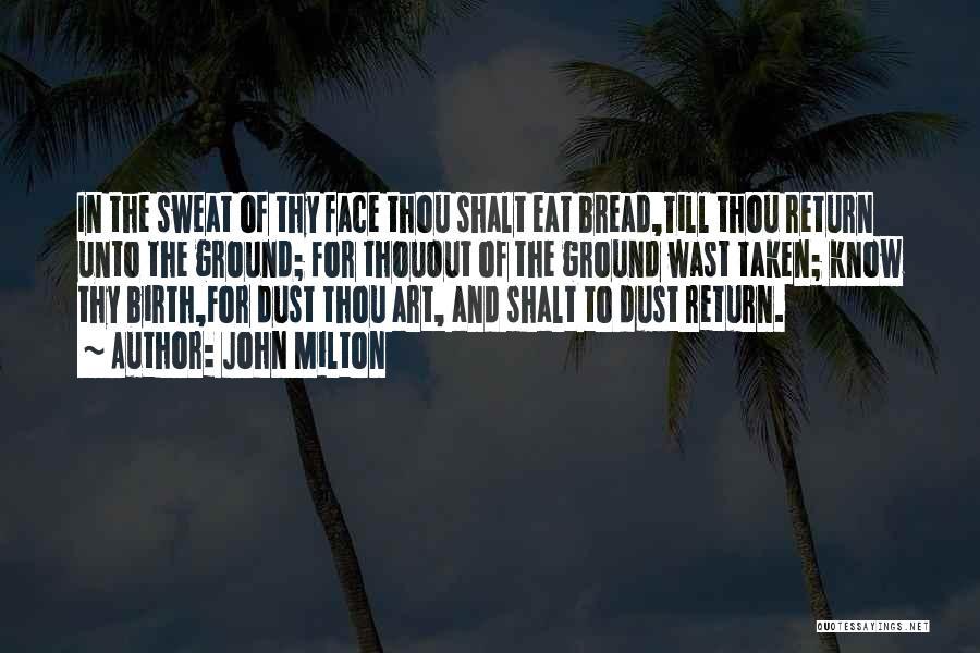 John Milton Quotes 2075629