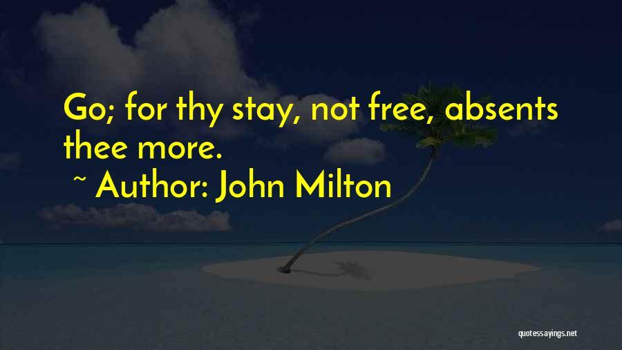 John Milton Quotes 2093530