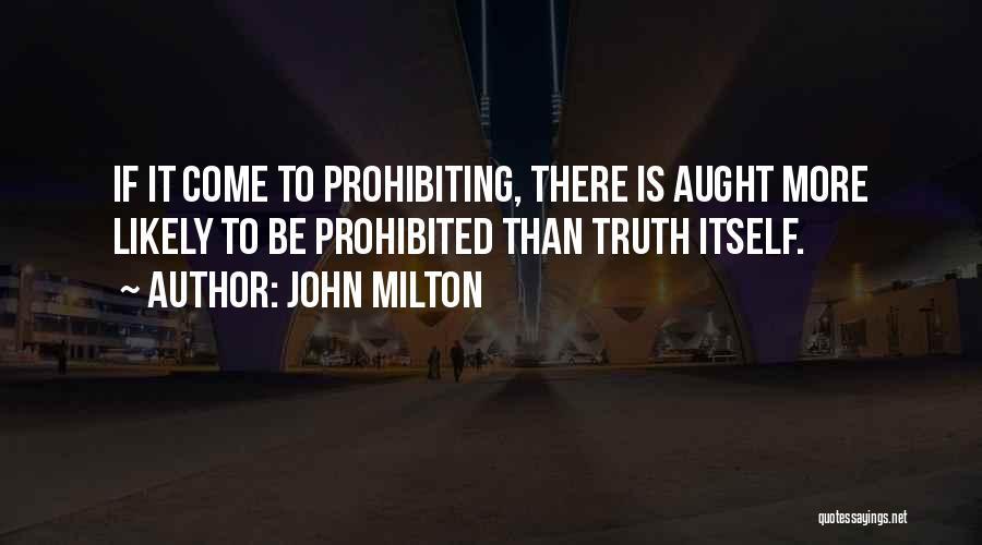 John Milton Quotes 2105927