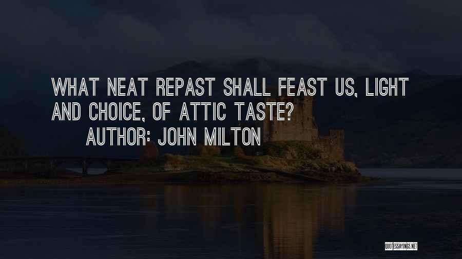 John Milton Quotes 2182523