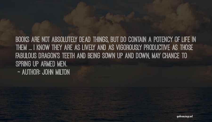 John Milton Quotes 2223077