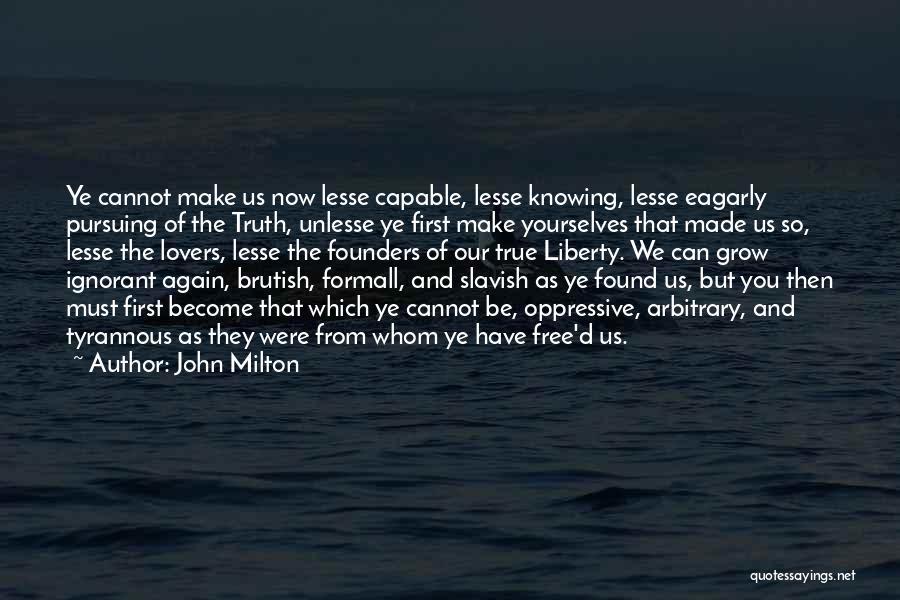 John Milton Quotes 2223333