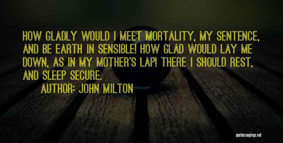 John Milton Quotes 2233778