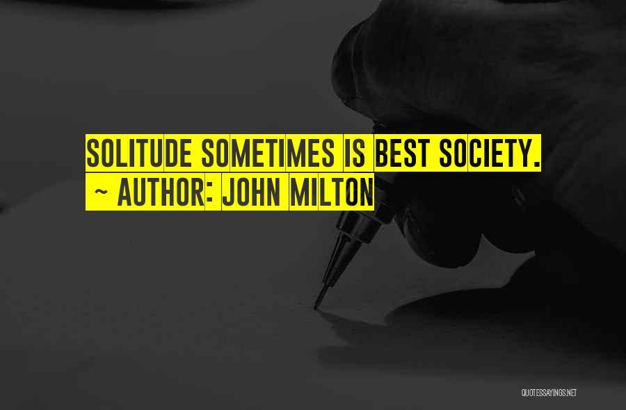 John Milton Quotes 2266582