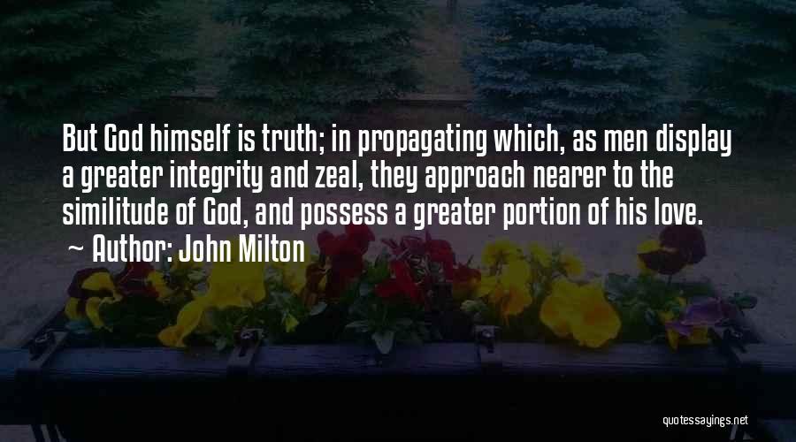 John Milton Quotes 262873