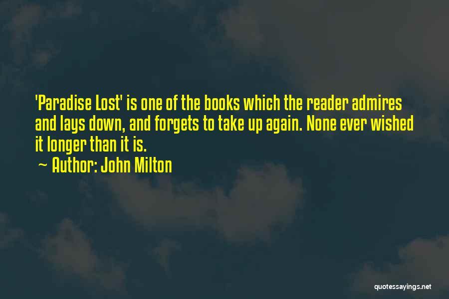 John Milton Quotes 271246