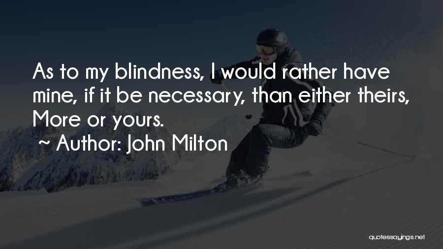 John Milton Quotes 289437